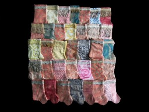 Fortuny Christmas Stockings from Bremermann Designs